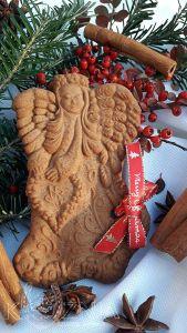 anioł_bożonarodzeniowy_pernikowa_dekoracja_świąteczna